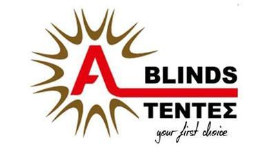 Alpha Blinds Logo