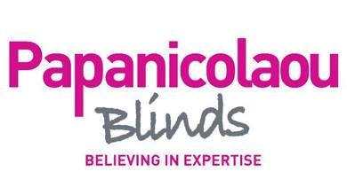 Papanicolaou Blinds Logo