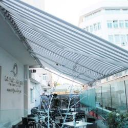 Papanicolaou Blinds External Shading Systems Terrace Non Cassette Awnings