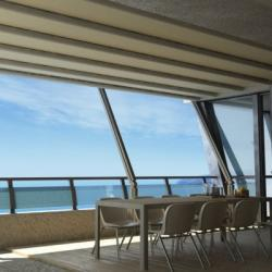 Sky Motion Pergola Systems By Papanicolaou Blinds